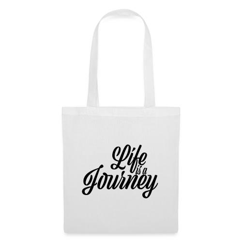 Life is a journey - Torba materiałowa
