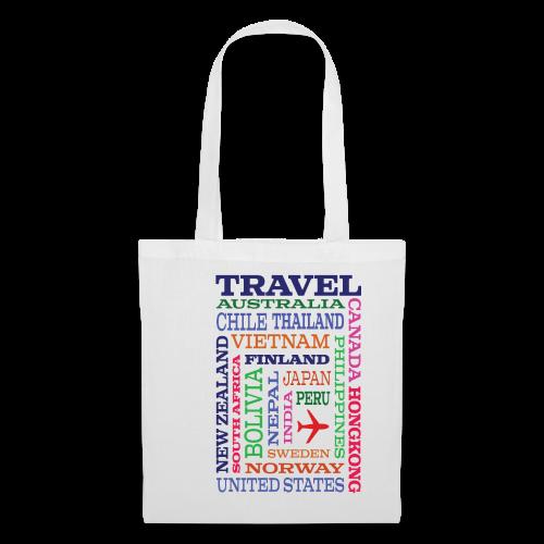 Travel Places design - Kangaskassi