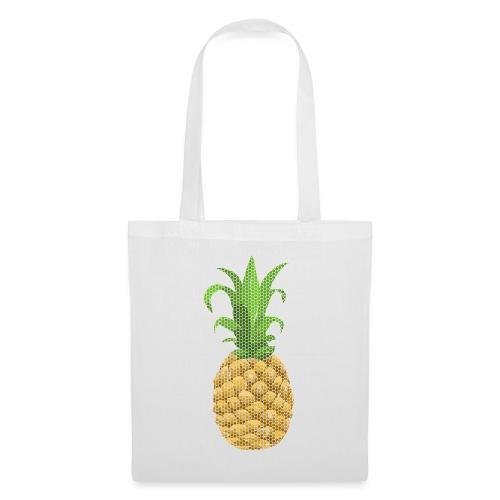 Dots Ananas - Stoffbeutel