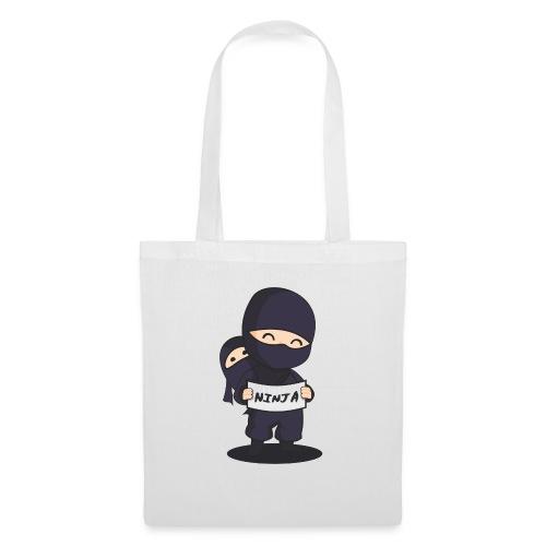 ninja 3106460 1280 - Stoffbeutel