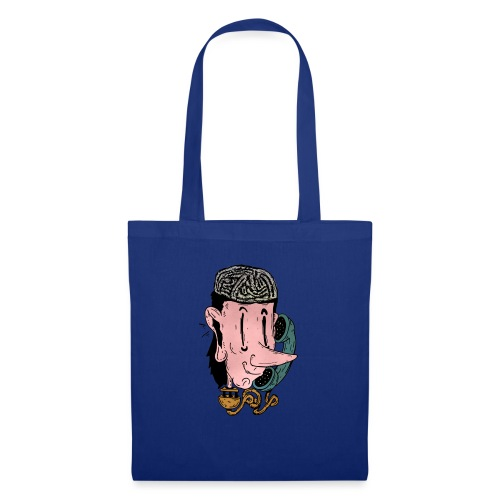 talk on the phone - Tote Bag