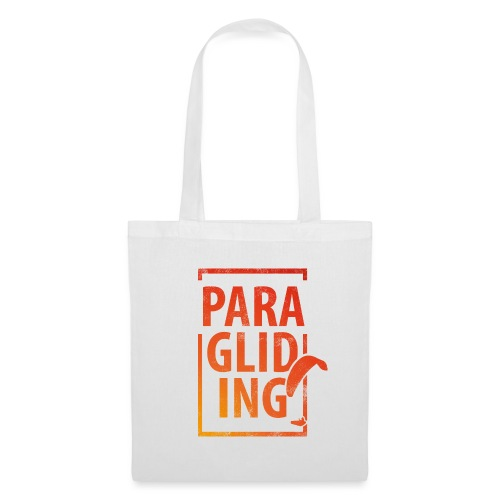 Paragliding Gleitschirmfliegen Paragleiten - Stoffbeutel