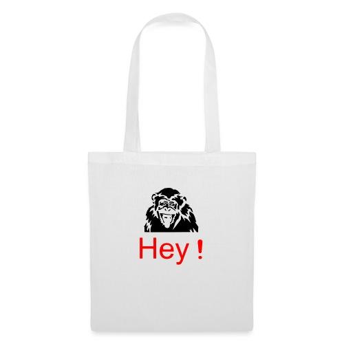 hey! monkey - Tote Bag