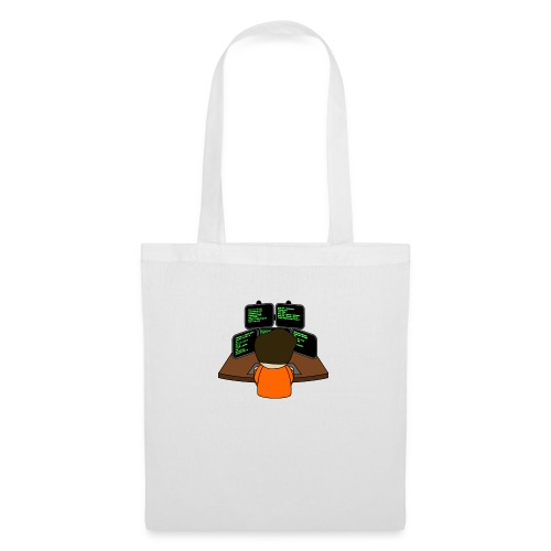 The small coder - Tote Bag