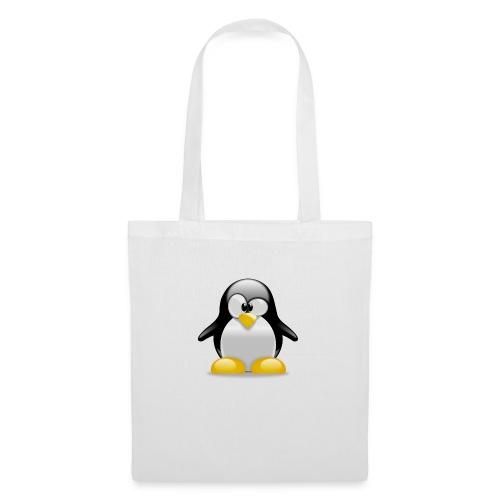 Penguin logo - Tas van stof