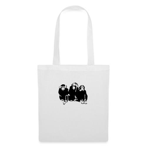3 monkeys - Tote Bag