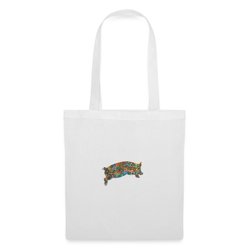Time for a lucky jump - Tote Bag