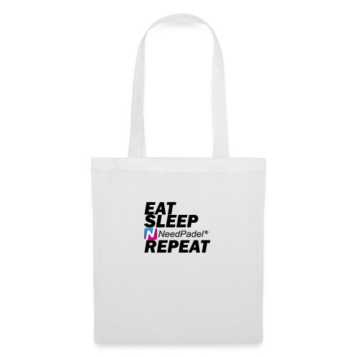 Eat Sleep Repeat - Tote Bag