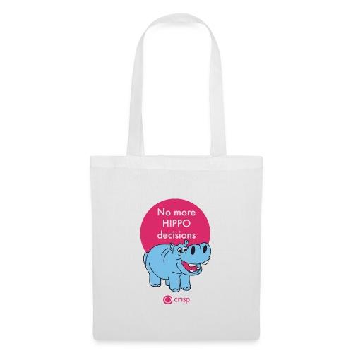 hippo - Tygväska