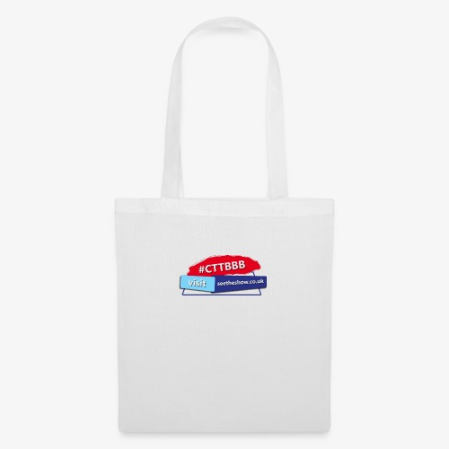 Committed to the Blues Hastag Logo - Tote Bag