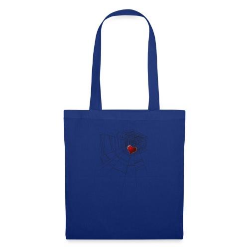 trappola_del_cuore - Borsa di stoffa