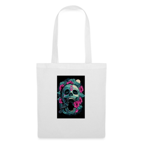 Skully - Tote Bag