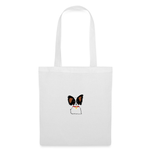 Papillon dog - Tote Bag