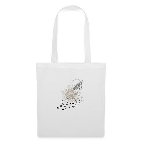 Mis dibujos - Bolsa de tela