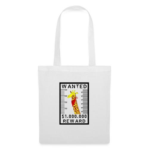 wantedgiraf - Tote Bag