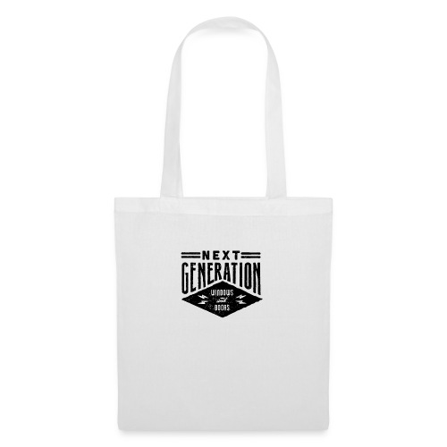 Diseño vintage Next Generation - Tote Bag