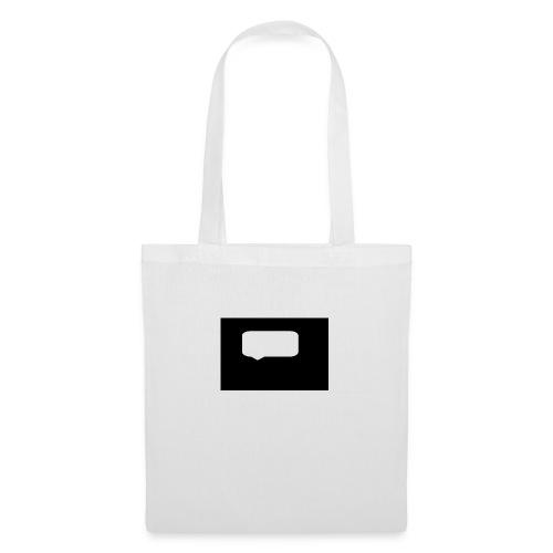 Speech bubblr - Tote Bag