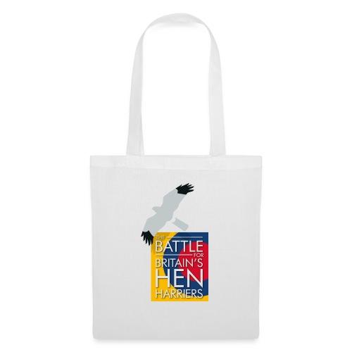 New for 2017 - Women's Hen Harrier Day T-shirt - Tote Bag