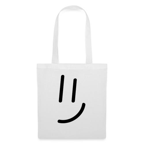 Smile. - Stoffbeutel