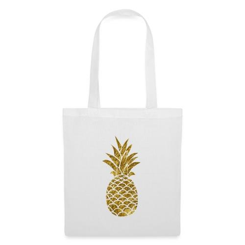 pineapple gold - Tote Bag