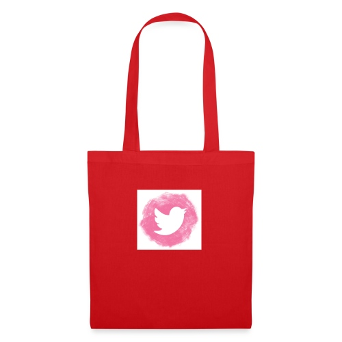 pink twitt - Tote Bag
