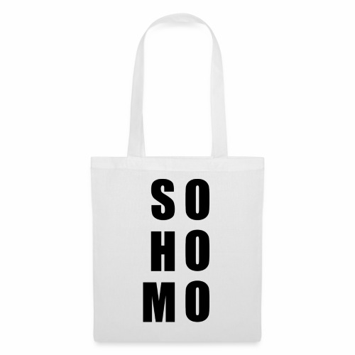 so homo - Tote Bag