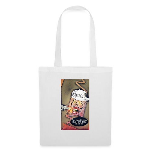 Coussin gangsta😃 - Tote Bag
