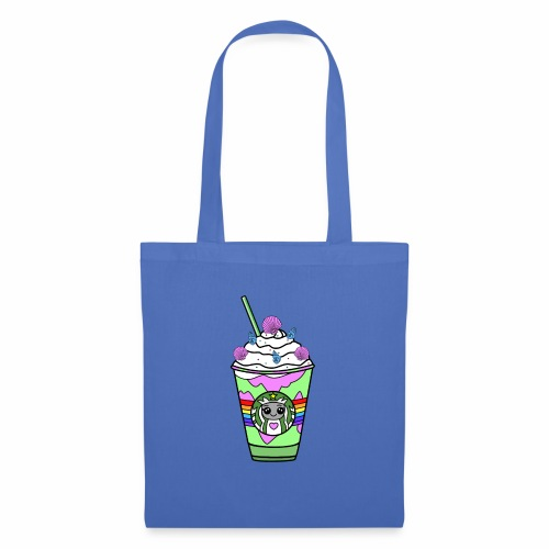 Mermaid frappuccino - Tote Bag