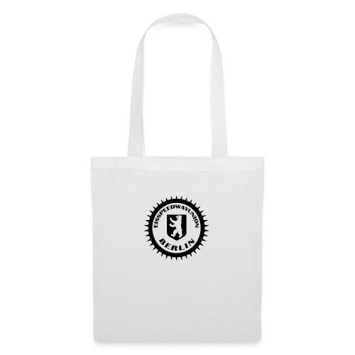 ESU Logo schwarz - Stoffbeutel