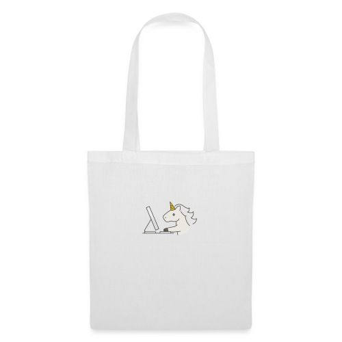 Unicorn Work - Tote Bag