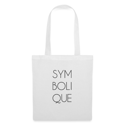 Symbolique - Sac en tissu