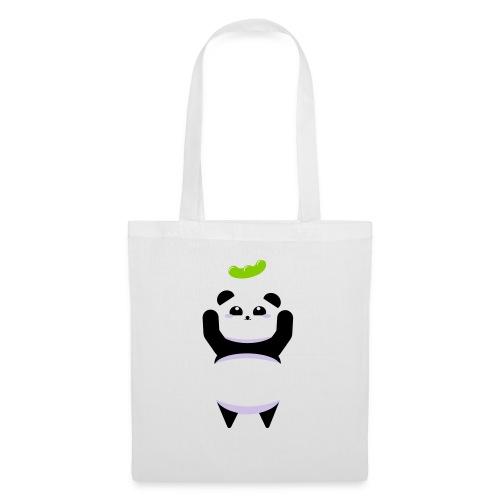 Für die Bohne Panda - Stoffbeutel