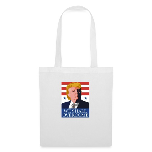 We Shall Overcomb - Tote Bag