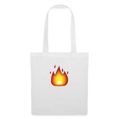 Fire Emoji - Tote Bag