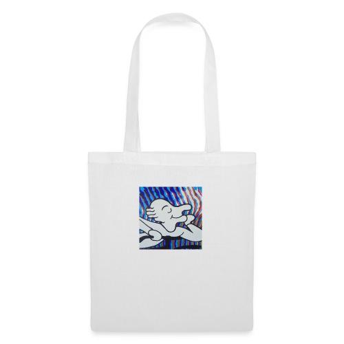 Albert Hofmann blotterface - Stoffbeutel