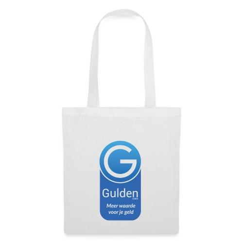 Gulden - Meer waarde voor je geld - Tas van stof