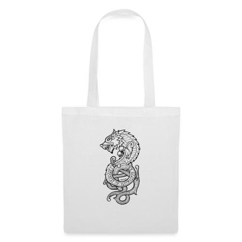 Le Loup Fenrir - Tote Bag