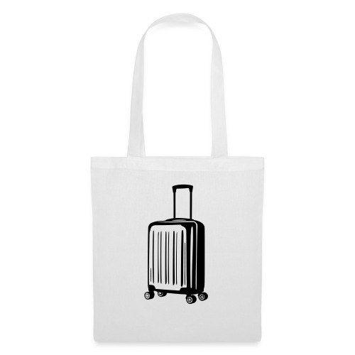 valise vectoriel - Sac en tissu