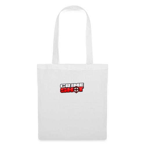 Crimeshot New Logo - Tote Bag