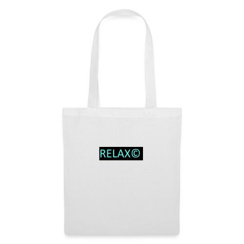 RELAX© t shirt - Stoffbeutel