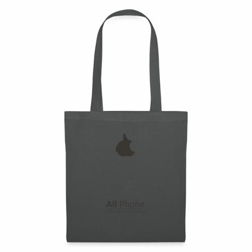 ailphoneok png - Tote Bag