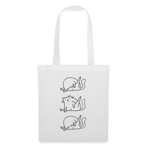 3 Cats - Stoffbeutel