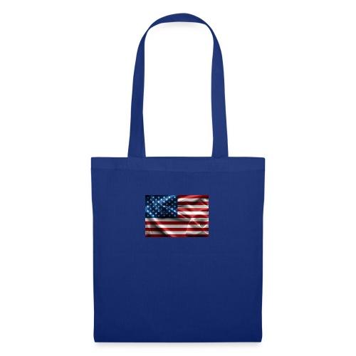 amerikaanse vlag - Tas van stof