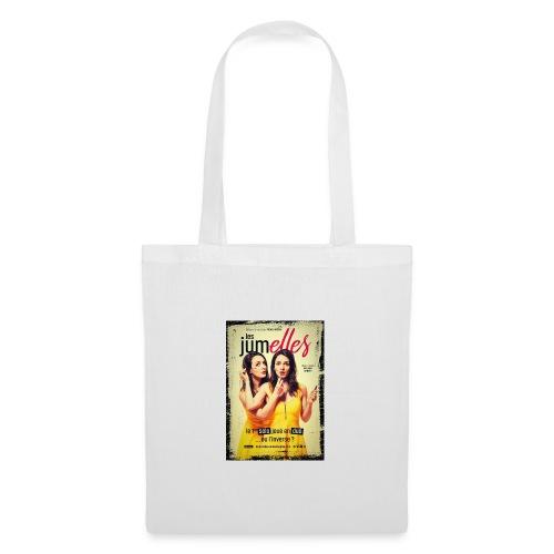 VISUEL TOTEBAG LES JUMELLES - Tote Bag