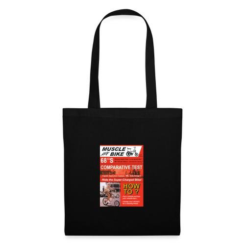 musclebike06 - Tote Bag