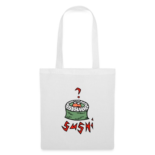 sushi copy - Tas van stof
