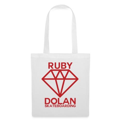 ruby-logoLG - Tote Bag