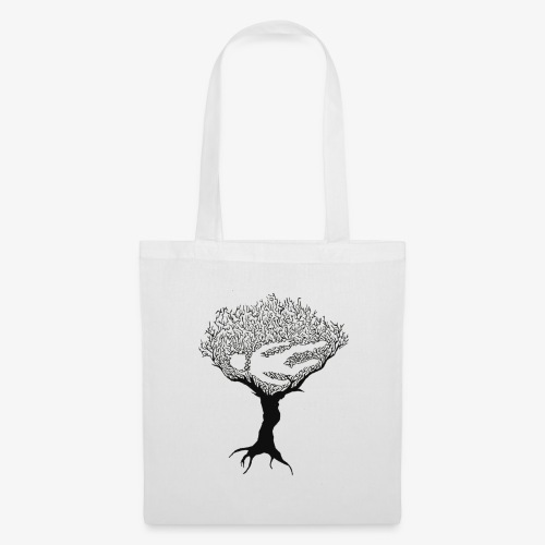 KILLS NATURE HUMAINE - Tote Bag