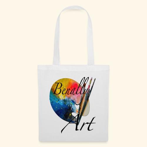 benally artschwarz gif - Tote Bag