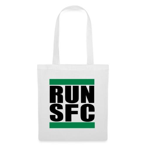 run sfc png - Stoffbeutel